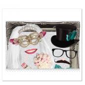 Set Happy Wedding Photobooth