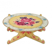 Cakestand So vintage floral