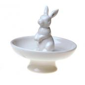 Coupelle céramique rabbit in wonderland