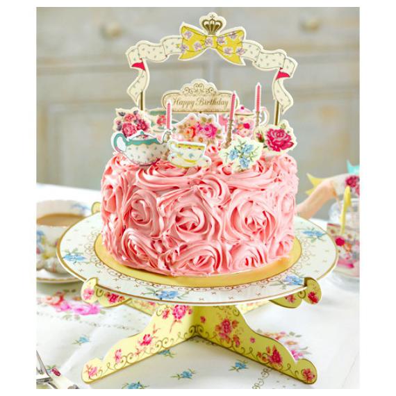 Set décoration gâteaux pâtisserie jolie