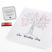 Kit empreintes Love tree