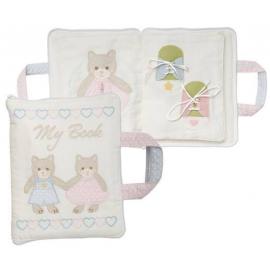 Livre pour bébé en tissu