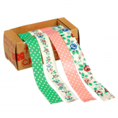 Masking tape dot liberty - Lot de 4