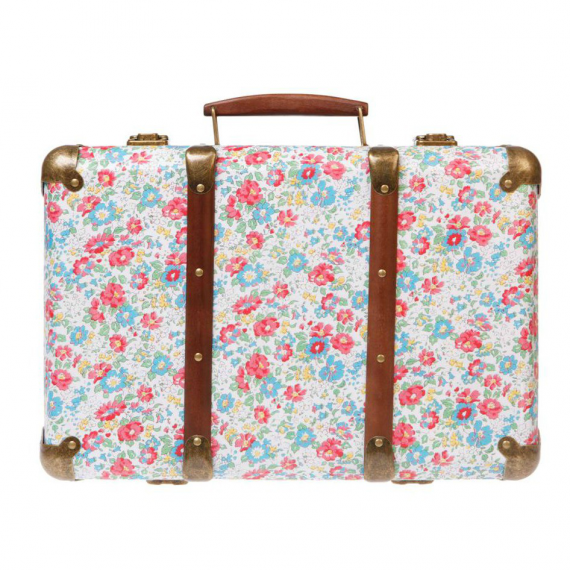 Valise rétro spring liberty