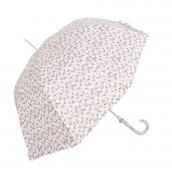 Parapluie fleurettes liberty lilas