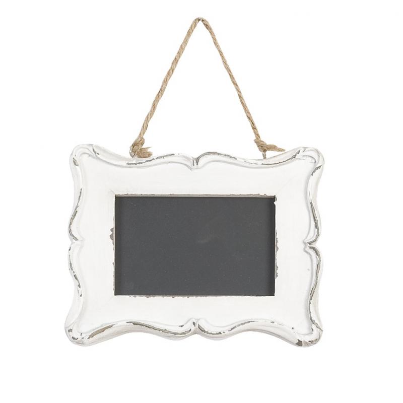 Decoration de salle tableau noir cadre ardoise blanc - Tableau ardoise noir ...