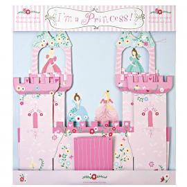 Centre de table cakestand le bal des princesses
