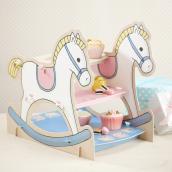 Centre de table cakestand baby nursery