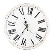 Horloge nostalgie shabby