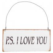 Pancarte love you
