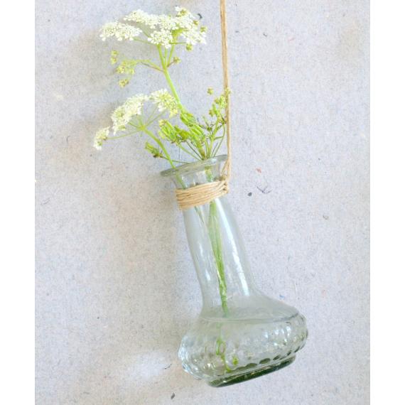 Vase flacon grand col vintage