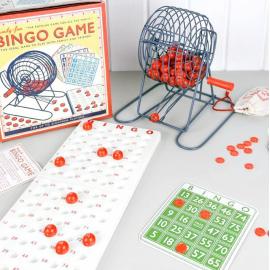 Jeu rétro Bingo loto