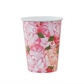 Gobelets floral bohème