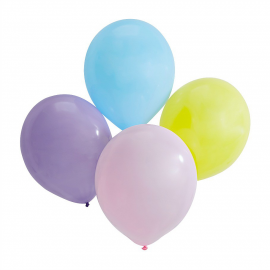 Ballons pastel mix & match