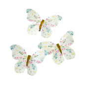 Papillons féerie magic