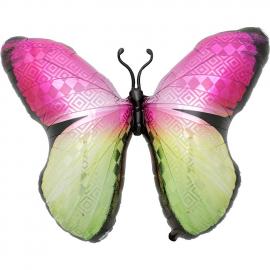 Ballon papillon monarque