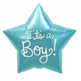 Ballon étoile garçon