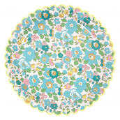 Assiettes spring liberty