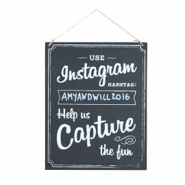 Pancarte rétro Instagram