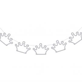 Guirlande couronnes princesse