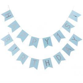Guirlande joyeux anniversaire 1 an