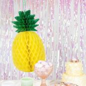 Ananas papier alvéolé