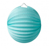 Lampion boule ice menthe