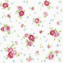 Serviettes papier rosalie