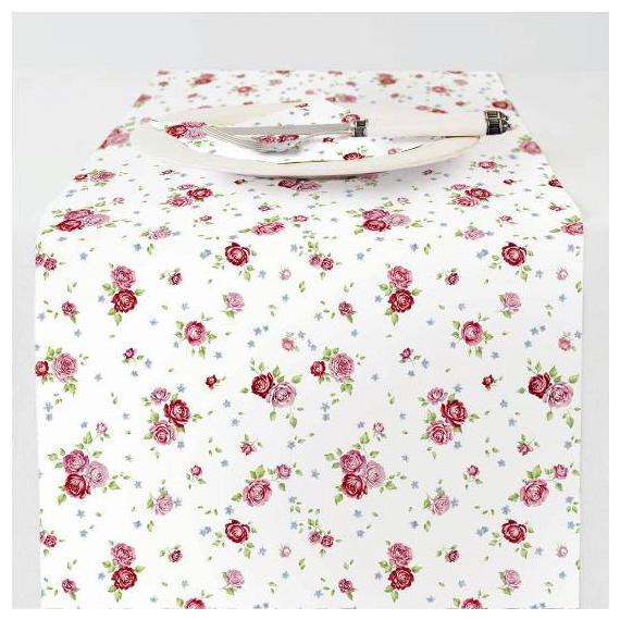 chemin de table papier rosalie 6 m tres d corer le bonheur. Black Bedroom Furniture Sets. Home Design Ideas