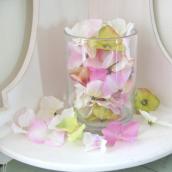 Vase verre cylindrique médium