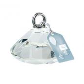 Diamant verre accroche ballons