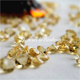 Trésor de diamants jaunes