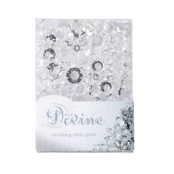 Assortiment diamants de table
