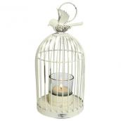 Lanterne cage oiseau vintage GM