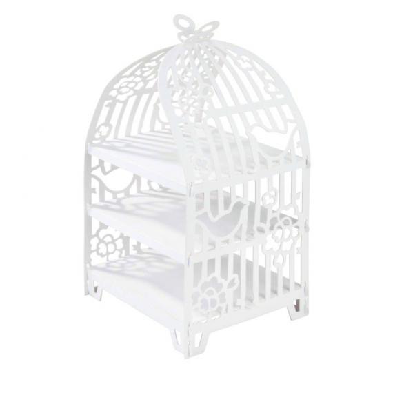 Serviteur cage bel oiseau