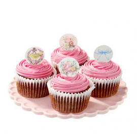 Décorations cupcake pâtisserie jolie