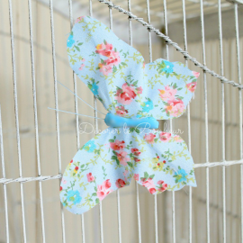Papillon clip summer liberty blue
