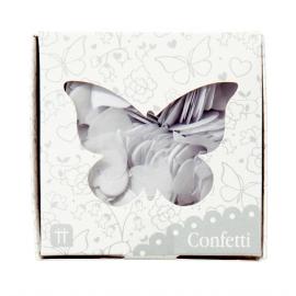 Confettis porte bonheur biodégradable