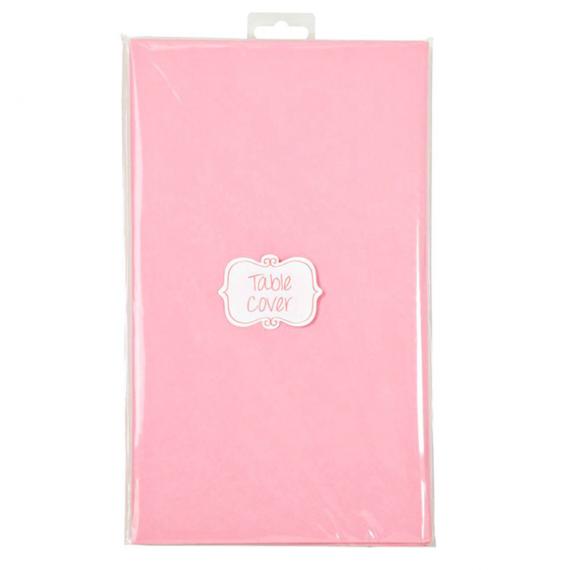 Nappe papier unie rose