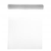Chemin de table tulle blanc - 5 mètres