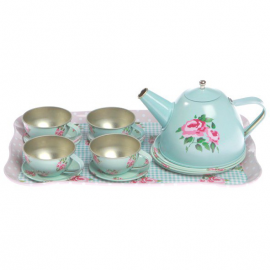Dinette valisette tea party