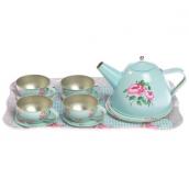 Dinette valisette tea party