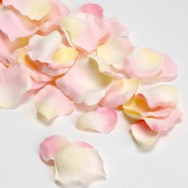 Sachet pétales roses aquarelle - Lot de 150
