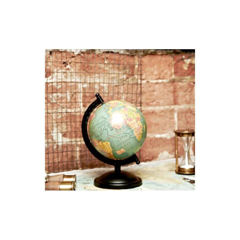 decoration buffet globe terre vintage. Black Bedroom Furniture Sets. Home Design Ideas