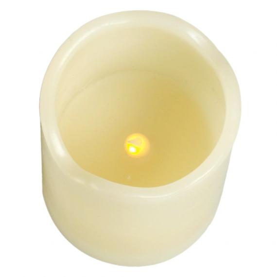 Bougie cierge bloc LED