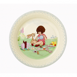 Assiettes Belle & Rabbit