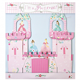 Centre de table cakestand le bal des princesses