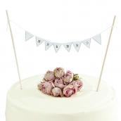 Décoration gâteau de mariage Mr & Mrs Catalogue Produits
