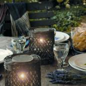 Lanterne solaire jardin