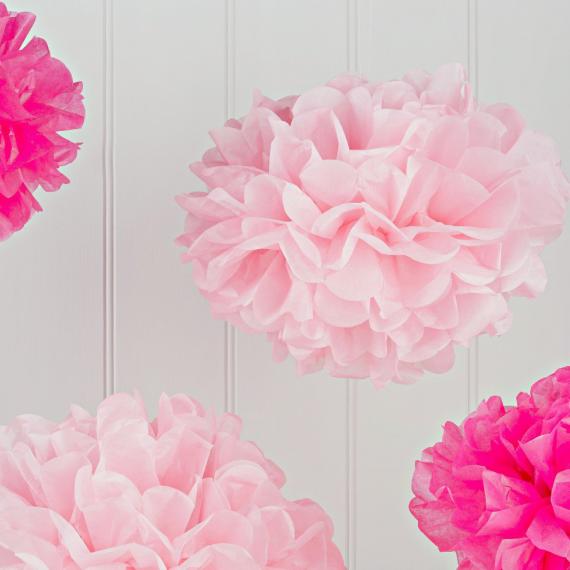 Pompoms mix roses